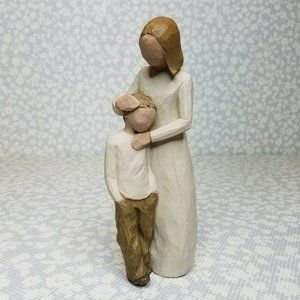 "Willow Tree ""Mother and Son"" Figurine Statue"
